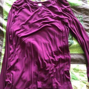 Wonder Wink long sleeve shirt - size L